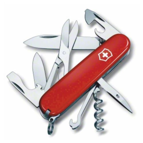 Victorinox Climber Swiss Army Knife (AGED 18 AND OVER ONLY)