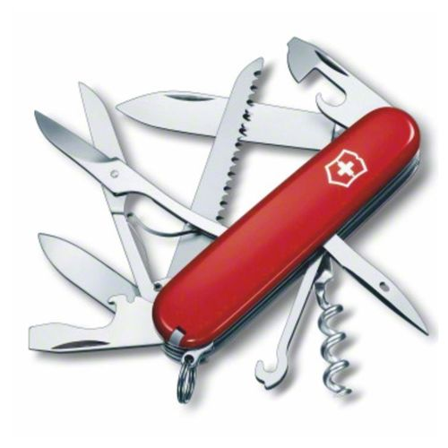 Victorinox Huntsman Swiss Army Knife (AGED 18 AND OVER ONLY)