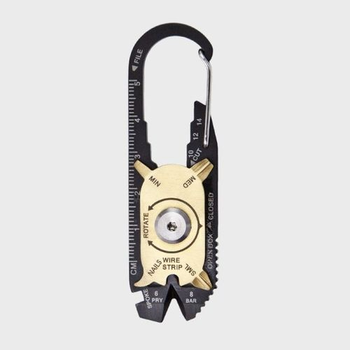 True Utility FIXR Pocket 20 In 1 Multi-Tool Keyring