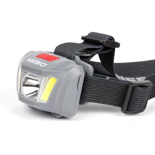 Nebo Duo 250+ Lumen Headlamp In Black